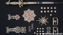Die Diamantrosengarnitur © SKD, Foto: Jürgen Karpinski