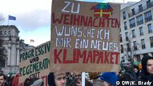 Berlin | Klimastreik: Fridays for Future