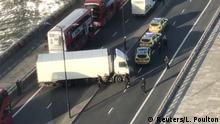 England London Bridge Schießerei