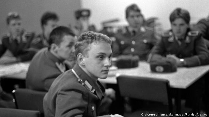 adepci Stasi z pułku w Lipsku (1989)