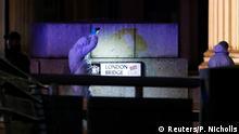 England London Bridge Schießerei | Spurensicherung