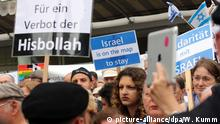 Berlin | Demonstrationen zum Al-Kuds-Tag (picture-alliance/dpa/W. Kumm)