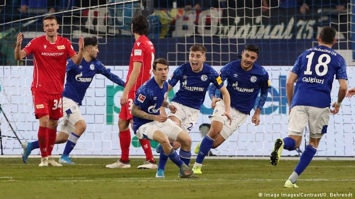 Bundesliga | FC Schalke 04 vs Union Berlin (Imago Images/Contrast/O. Behrendt)