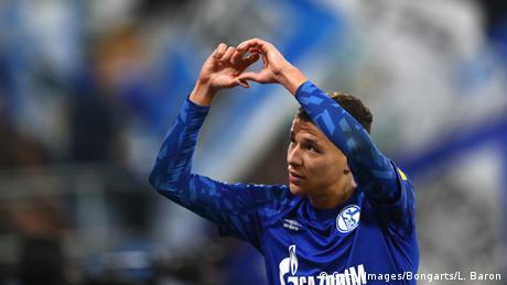 Fußball Bundesliga FC Schalke 04 - 1. FC Union Berlin (Getty Images/Bongarts/L. Baron)