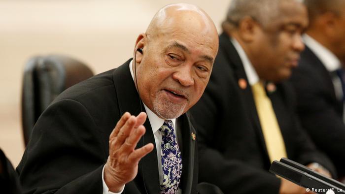 Desi Bouterse Präsident von Suriname