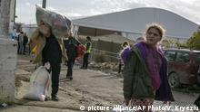 Albanien Thumane nach Erdbeben