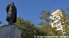 Serbien Belgrad Nikola Pasic Denkmal