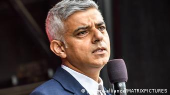 Σάαντικ Κάαν, δήμαρχος του Λονδίνου