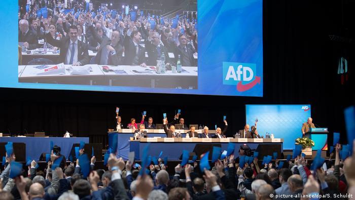 AfD-Bundesparteitag in Braunschweig