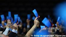 Deutschland Braunschweig AfD Bundesparteitag | Abstimmung