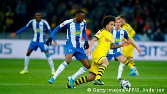 Fußball Bundesliga | Hertha BSC vs. Borussia Dortmund