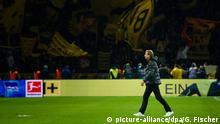 1. Bundesliga | Hertha BSC vs. Borussia Dortmund | Jürgen Klinsmann