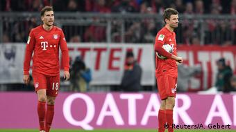 1. Bundesliga | Bayern Munich vs Bayer Leverkusen | Enttäuschung (1:2)