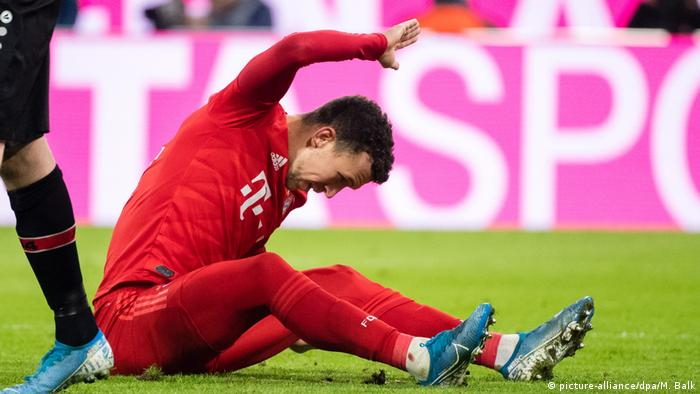 1. Bundesliga | Bayern Munich vs Bayer Leverkusen (picture-alliance/dpa/M. Balk)