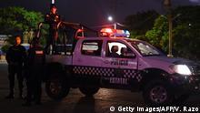 Mexiko Polizei