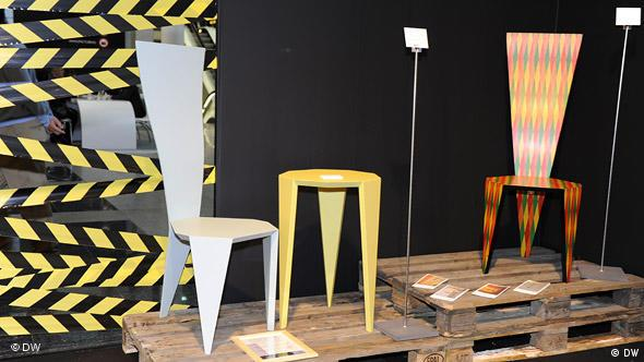 Fineline furniture design at IMM Cologne 2010