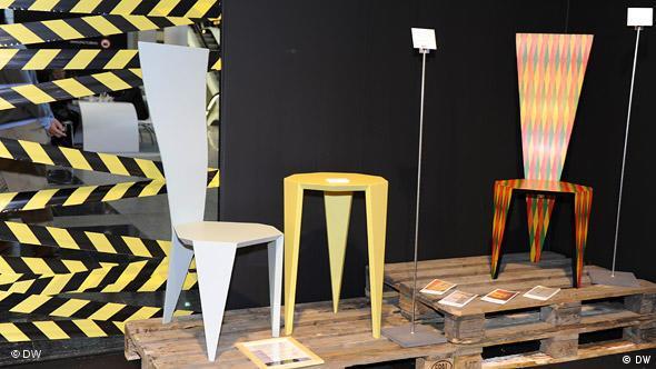 Fineline furniture design at IMM Cologne 2010