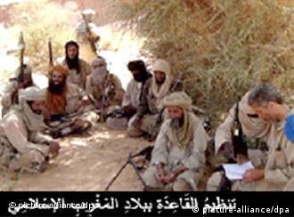 Боевики ''Аль-Каиды в исламском Магрибе''