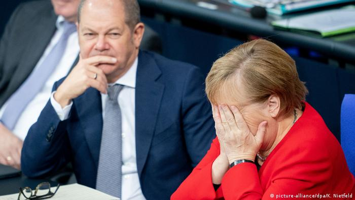 Kanzler deutschland liste