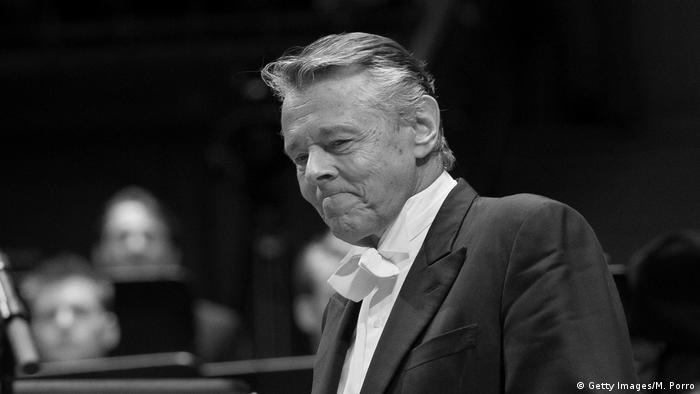 Марис Янсонс и оркестр Консертгебау в Амстердаме