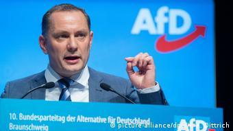 Τίνο Κρουπάλα, το νέο πρόσωπο της AfD