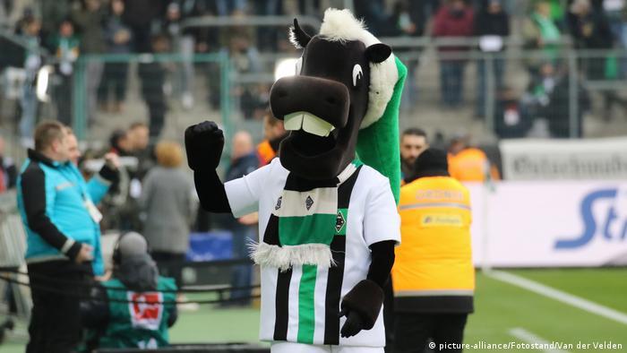 Fußball Bundesliga SC Freiburg - Borussia Mönchengladbach (picture-alliance/Fotostand/Van der Velden)