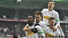 Fußball Bundesliga SC Freiburg - Borussia Mönchengladbach
