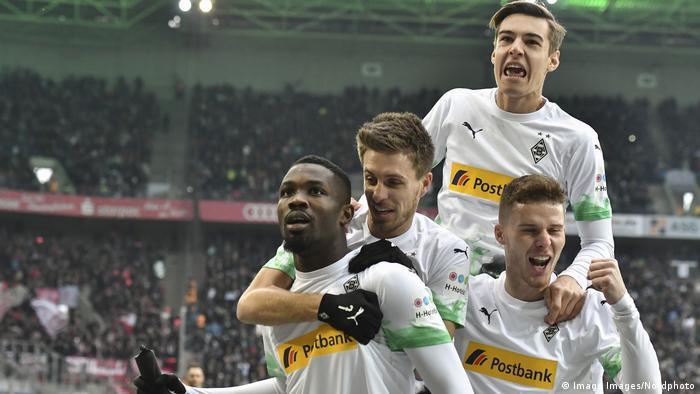 Fußball Bundesliga SC Freiburg - Borussia Mönchengladbach (Imago Images/Nordphoto)