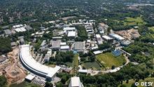 Deutschland Forschung Forschungszentrum DESY in Hamburg