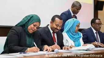 Äthiopien EPRDF (Office of the Prime Minister-Ethiopia)