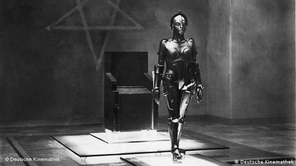 Scene from 'Metropolis'