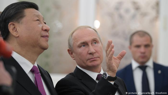 Както Путин, така и Си виждат, че все по-малко могат да разчитат на Запада, а това ги сближава