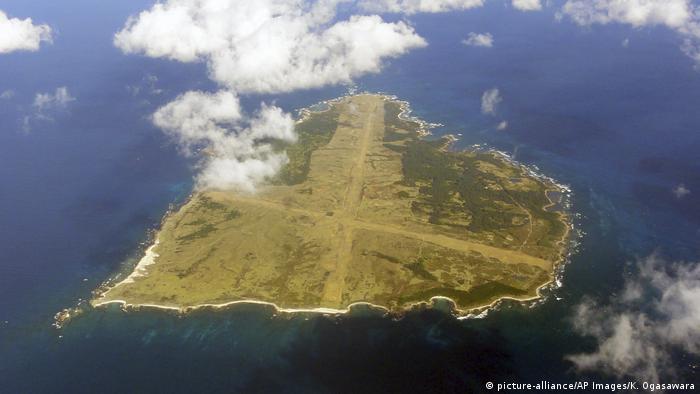 Mageshima Island in Nishinoomote, Kagoshima Prefecture