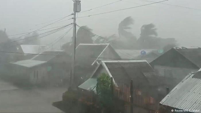 Philippinen Taifun Kammuri (Reuters/G.C. Vidal)