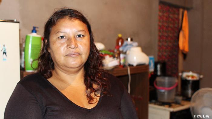 La activista Teresa Castellanos se encuentra bajo protección por las amenazas que ha recibido por su oposición al Proyecto Integral Morelos.