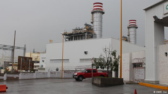 Termoeléctrica de Huexca: ruido ensordecedor