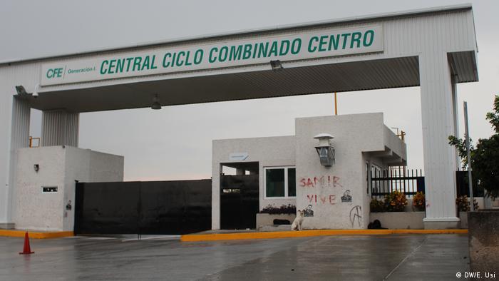 Mexiko Kernkraftwerk in Huexca