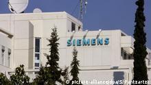 Griechenland Siemens-Zentrale in Athen