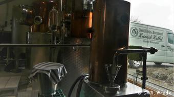 Родинний спиртзавод Габбелів працює вже понад 140 років