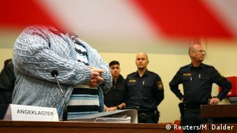München Landgericht Mordprozess polnischer Pfleger Grzegorz W.