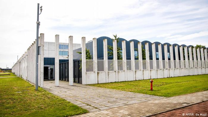 The Judicial Complex Schiphol (AFP/R. de Waal)