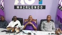 Tansania ACT Wazalendo Partei