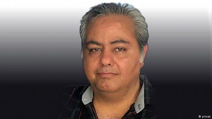 بهروز مروتی، کنشگر و مدیر کمیپن حقوق معلولان