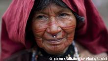 Peru Indigenen Völker de Amazonas-Regenwaldes | Ashaninka-Frau