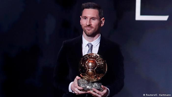 Fußball Ballon d'Or 2019 | Lionel Messi (Reuters/C. Hartmann)