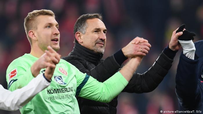 1. Bundesliga | 1. FSV Mainz 05 vs Eintracht Frankfurt