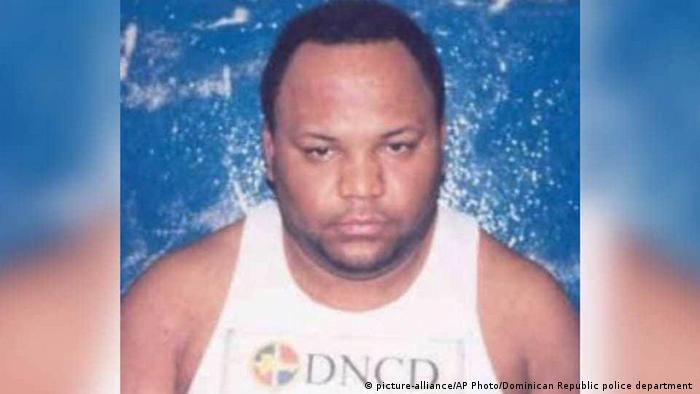 César Emilio Peralta (picture-alliance/AP Photo/Dominican Republic police department )