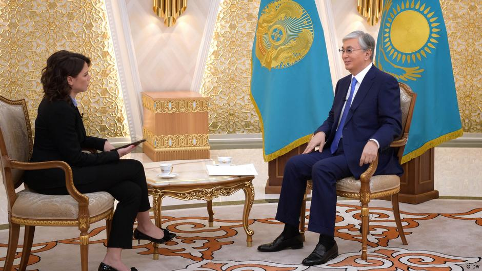 «Ленин и бревно», або хто змусив Президента Казахстану заперечувати анексію українського Криму?