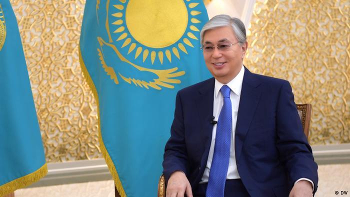 """Präsident Tokajew: """"Deutschland ist für Kasachstan ein wichtiger Partner"""""""