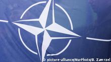 20 Jahre NATO (picture-alliance/NurPhoto/B. Zawrzel)